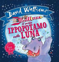 Il primo ippopotamo sulla luna