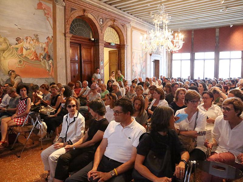 Sala conferenze Libreria Palazzo Roberti Bassano del Grappa