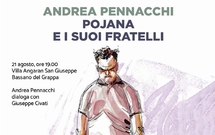 Andrea Pennacchi a Villa Angaran San Giuseppe
