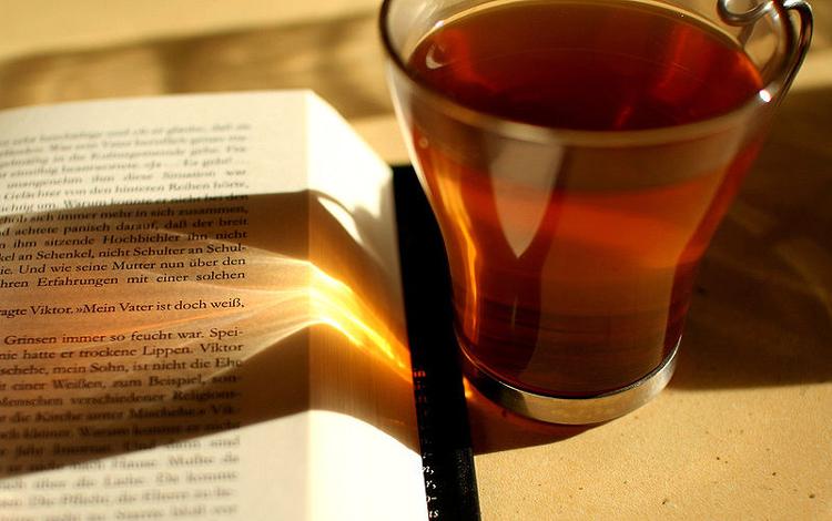 Tè con i libri di settembre