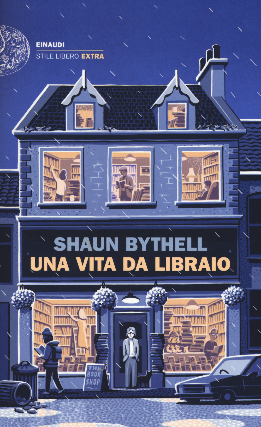 Una vita da libraio