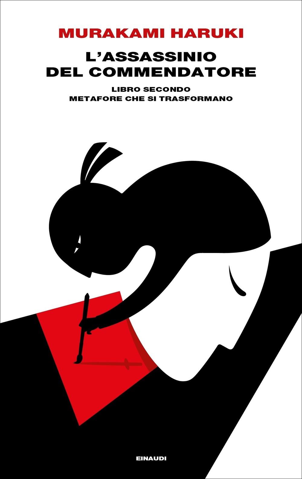 L'assassinio del Commendatore. Libro secondo. Metafore che si trasformano