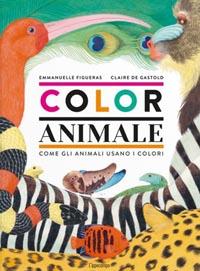 Color animale come gli animali usano i colori