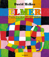 Elmer l'elefante variopinto
