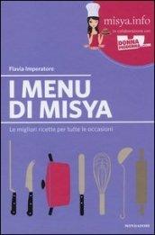 I menu di Misya
