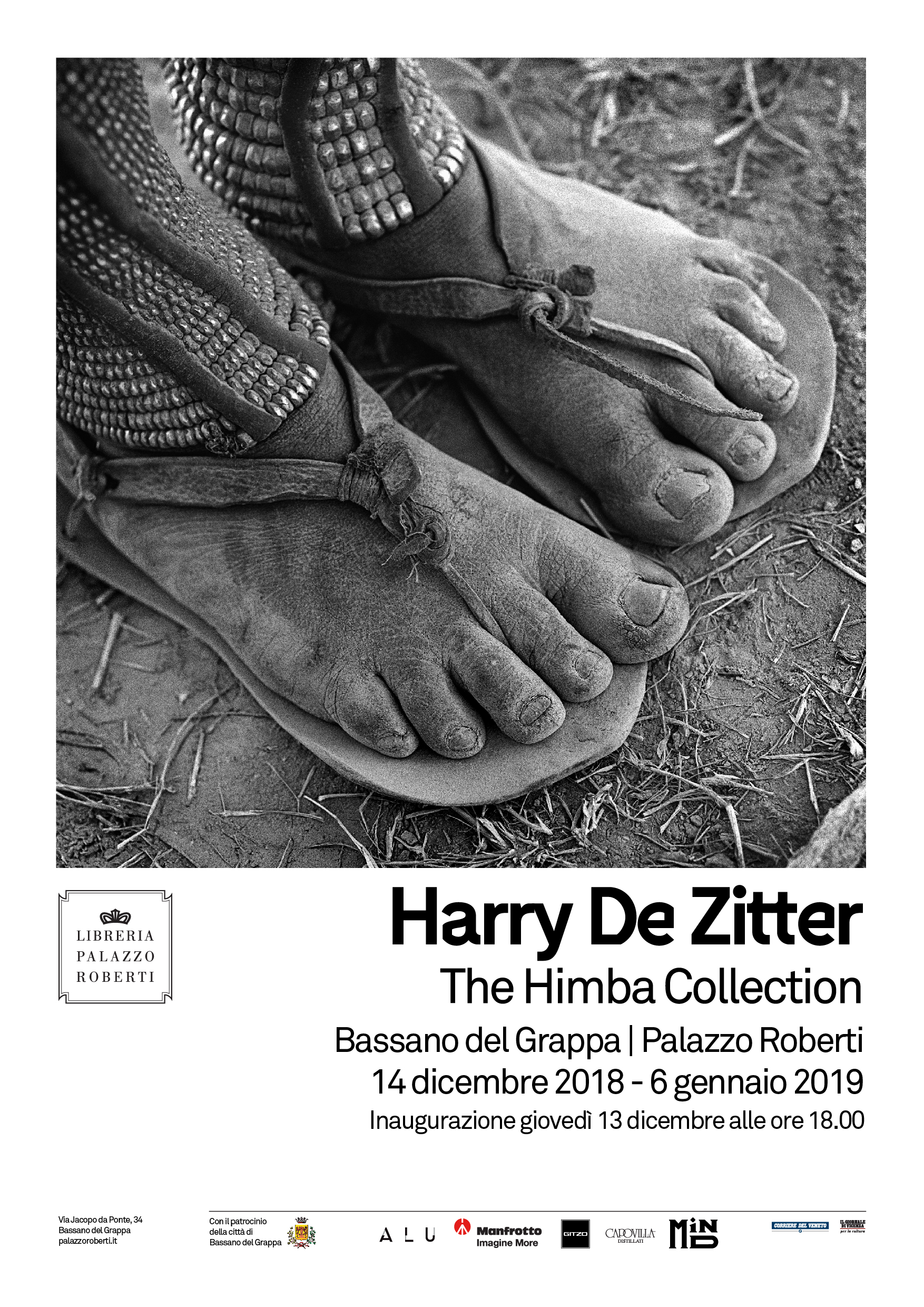 Harry De Zitter. The Himba Collection