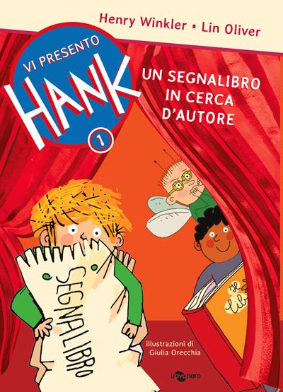 Vi presento Hank - Un segnalibro in cerca d'autore